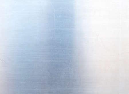 sheet metal: Sheet Metal Silver Stock Photo