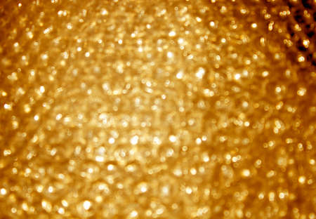 gold bokeh abstract background defocused lights