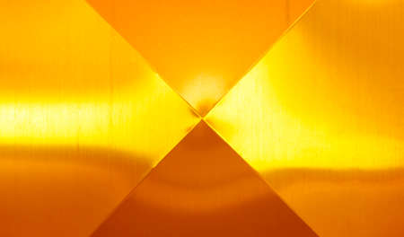 steel sheet: gold