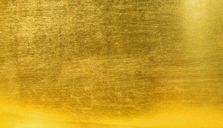 sheet metal: Gold metal Stock Photo