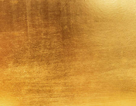 an alloy: Gold metal Stock Photo