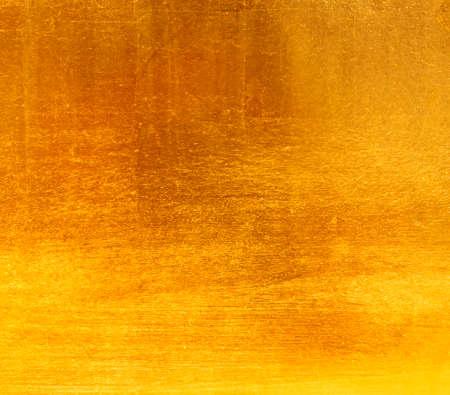 Gold metal Stock Photo
