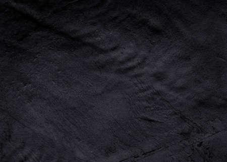 grain: Grunge black background or texture