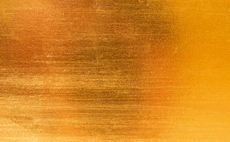 polished: Gold metal Stock Photo
