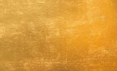 chrome: Gold metal Stock Photo