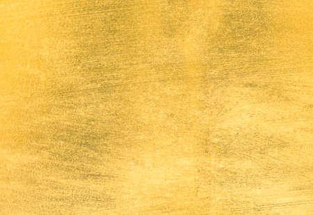 Gold background , gold polished metal, steel texture Stok Fotoğraf - 89785962