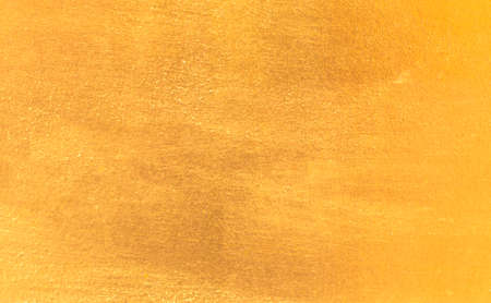 Gold background or texture and gradients shadow. Stock Photo