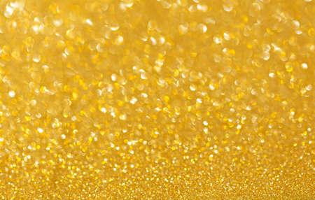 Gold background  bokeh
