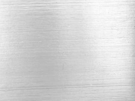 metal silver  background Stock Photo
