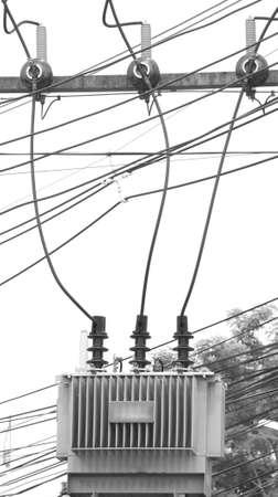 industry Transformer background Reklamní fotografie