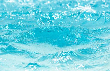 Blurred water, glittering bokeh Zdjęcie Seryjne - 120361660