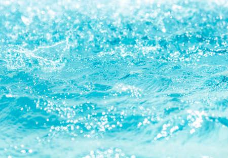 Blurred water, glittering bokeh Zdjęcie Seryjne - 120361668