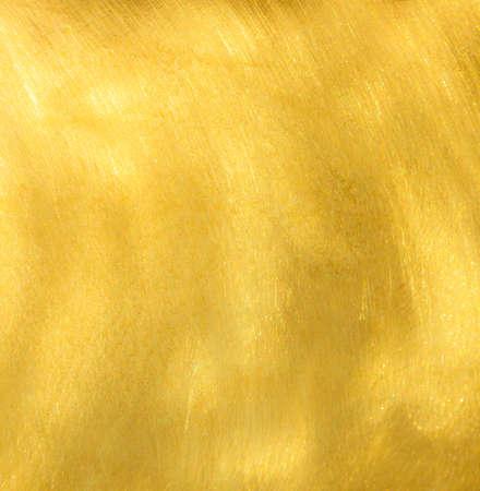 Fondo de textura de azulejos de mosaico amarillo dorado de pared y piso