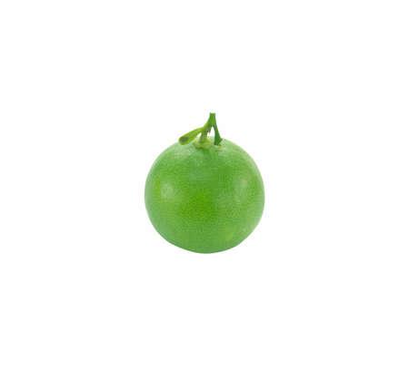 Citrus lime fruit isolated on white background 免版税图像