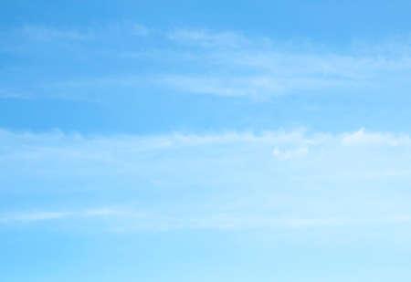 Beautiful sky with indigo background