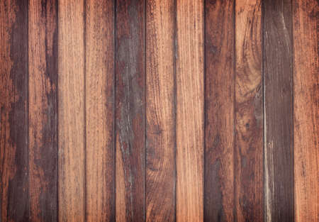 Old wood floor background abstract Stock Photo