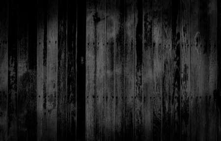 Zwarte houtstructuur abstracte achtergrond