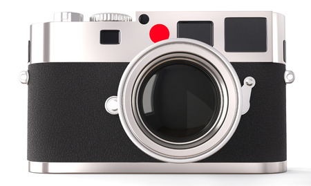 viewfinder vintage: Vintage style digital camera