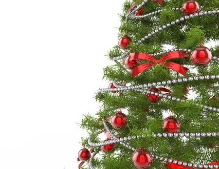 クリスマスの装飾のクローズ アップ