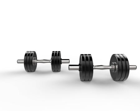 Two Dumbbell Weights