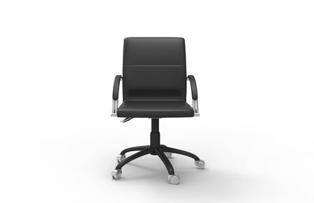 01: Leather Office Chair 01