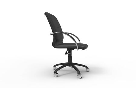 03: Leather Office Chair 03