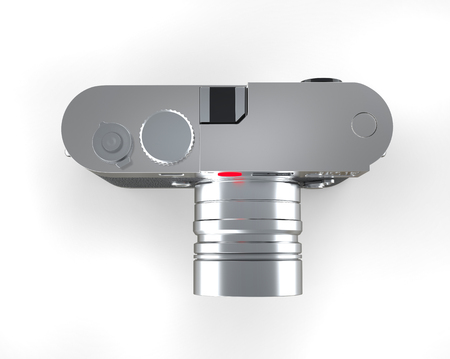 chrome: Chrome camera - top view