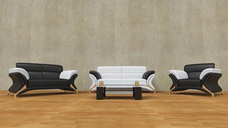 contemporary living room: Great Contemporary Living Room