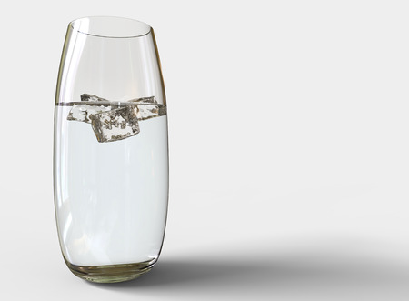 glazier: Glass Of Water Rounded