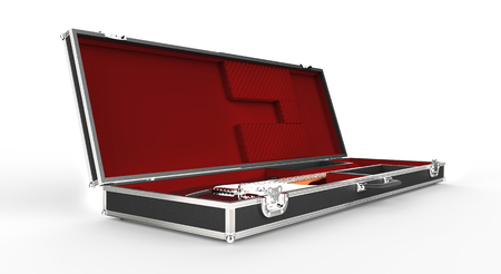 guitar case: Guitar Case