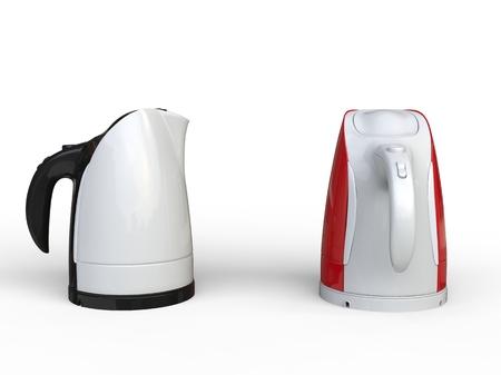 kettles: calderas modernas