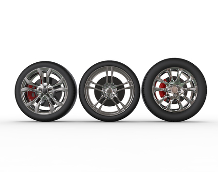 rims: Car wheels - rims variations