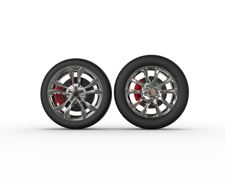 rims: Car wheels - different rims