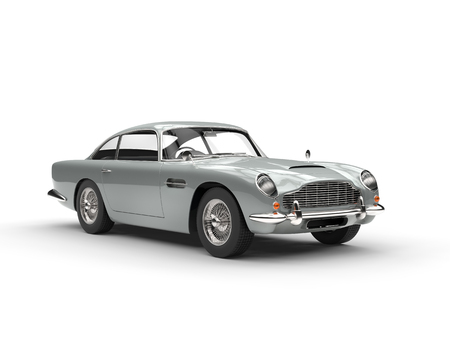 Classic vintage car 版權商用圖片