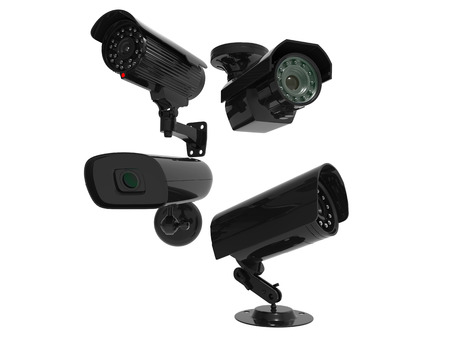 Security cameras - covering all angles