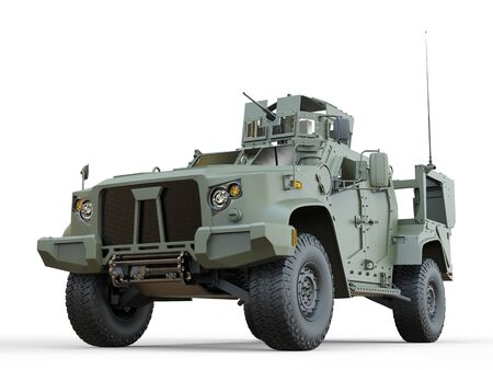 tactical: Military all terrain tactical vehicle