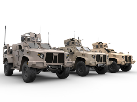 defence: Desert tactical light armor vehicles