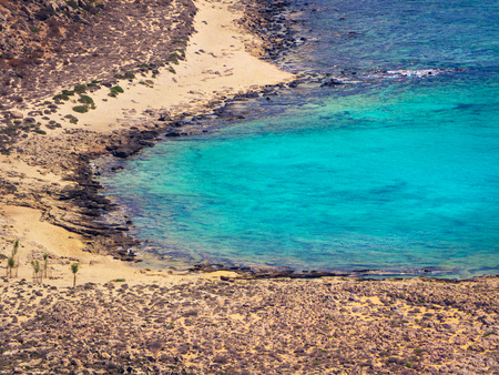 Beautiful secluded beach, awesome clear blue water