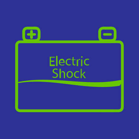 shock: Electric Shock Illustration