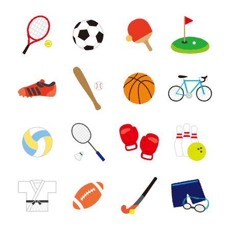 スポーツ アイコン 写真素材 - 44740252