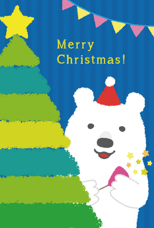 cute christmas: Christmas card