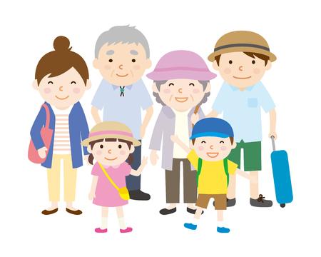 family: Family trip