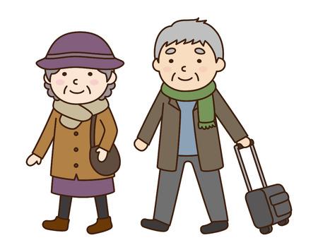 Travel of winter