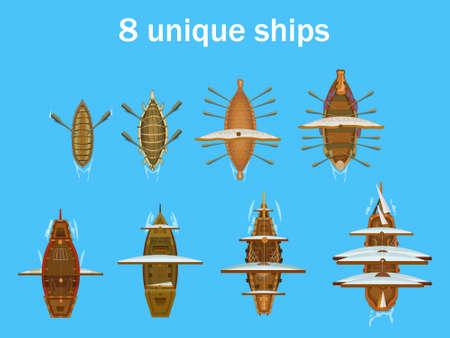 roger: all ships