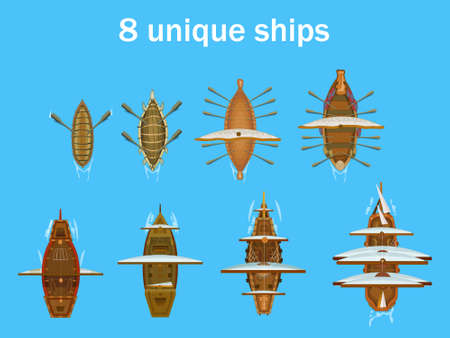 all ships