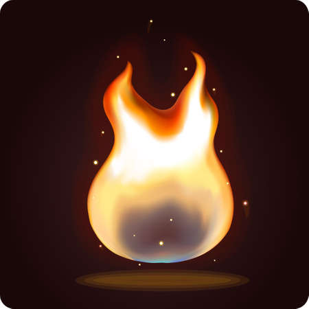fire icon game element
