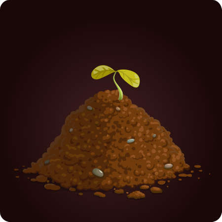 ground icon game element vector