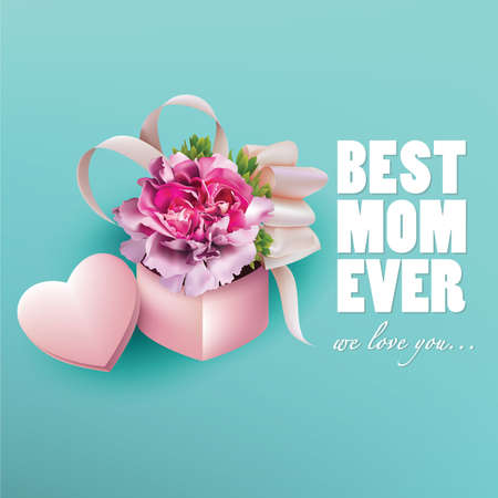 Happy Mother's Day Layout Design