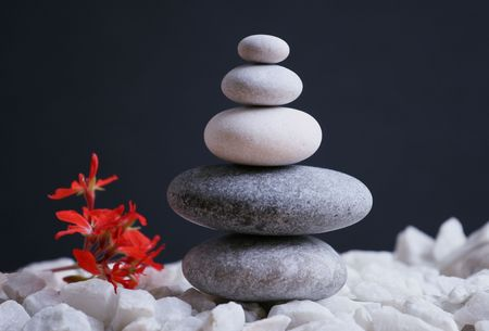 zen rocks: Stones with Reiki energy