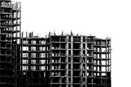 Multi-level building construction Stock Photo - 7698773